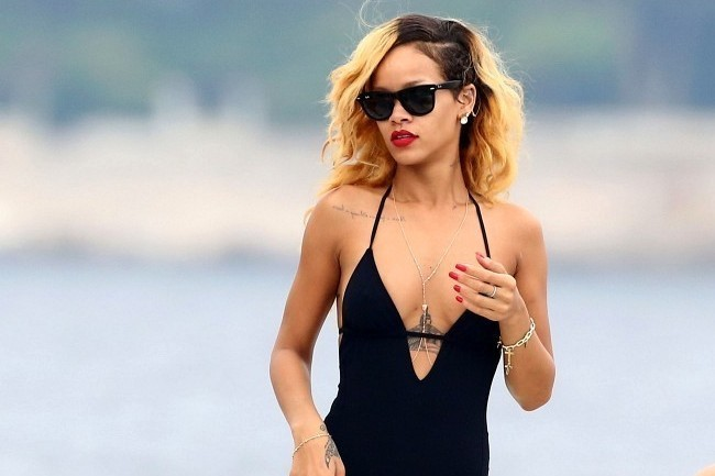 Rihanna's Latest Swim Style (+ Where to Buy!)