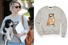 Found: Julianne Hough's Puppy Sweatshirt