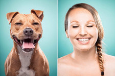 These Dog Owners Mimicked Their Pups' Faces, and the Results Are Amazing