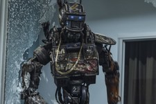 Robot Gangster Number One, 'Chappie' is Kind of a Wuss