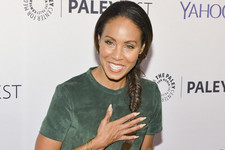 Hair Envy: Jada Pinkett Smith's Fishtail Braid