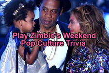 Play Zimbio's Weekend Pop Culture Trivia