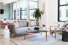Inside A Fashion-Forward PR Company's Cool NYC Offices