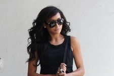 Newlywed Naya Rivera Gets Back to Business
