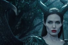 Angelina Jolie Shows Off Her Wings in the New 'Maleficent' Teaser!