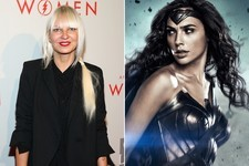 'Wonder Woman' End Credits Song 'To Be Human' Is Some of Sia's Best Work