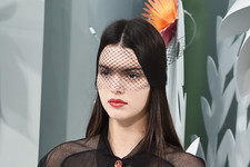 Kendall Jenner Rocks the Runway