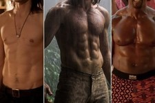 Name the Movie Hunk from His Hot Man Bod