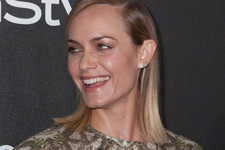 Wow! Amber Valletta Looks Totally Different These Days