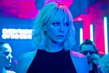 Charlize Theron Discusses Revolutionary 'Atomic Blonde' at Comic-Con 2017