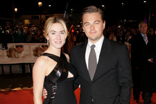 Leo and Kate Reunite on the Red Carpet