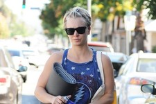 Kaley Cuoco Finds Inner Peace