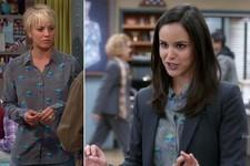 Caught Red-Handed: Stars Steal Breezy Blouses on 'Brooklyn Nine-Nine'