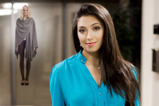 You Complete Me: Shama Hyder's Superwoman Cape