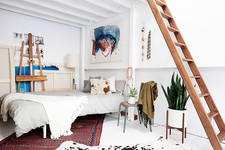 Here's How To Handle Super-High Ceilings