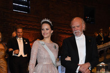 Look of the Day: Princess Sofia's Regal Ballgown