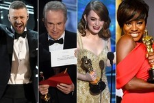The Top 10 Oscar Moments of 2017