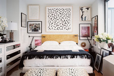 How To Make Your Own Spotted Wall Art