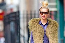 What to Wear: With a Fur Vest