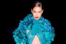 Joan Smalls' Best Runway Looks