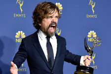 'Game Of Thrones' Star Peter Dinklage Wins His Third Emmy