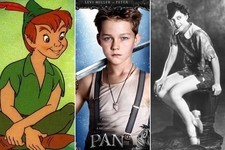 A Brief History of 'Peter Pan' in Movies