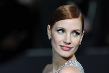 Jessica Chastain Shines on the Red Carpet