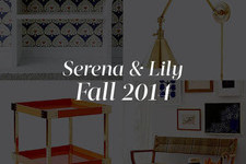Our Top Ten from Serena & Lily's Fall 2014 Collection