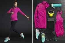 C9 by Champion Launches Maternity Activewear for Target