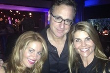 The 'Full House' Cast Had a Mini Reunion This Weekend