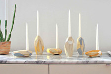 Made in America: PELLE Designs' Dorit Candle Holder