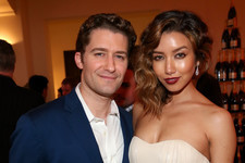 'Glee' Alum Matthew Morrison and Wife Renee Puente Welcome Their First Child