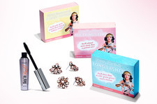 BaubleBar and Benefit Team Up for Glitzy Gift Sets
