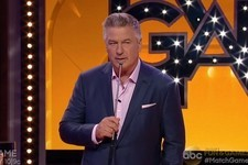 Exclusive Sneak Peek: Alec Baldwin Talks About Being Trapped on a Deserted Island With Scarlett Johansson on 'Match Game'