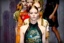 The Best Runway Looks at Milan Fashion Week Spring 2015