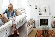 Inside Brittany Snow's Pretty New Los Angeles Pad