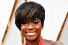 Viola Davis Just Won Her First Oscar