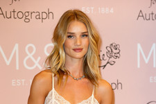 Rosie Huntington-Whiteley Launches Her Fragrance