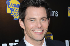 James Marsden Boards 'The D Train'