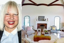 Sia's Los Angeles Home is Straight Out of a Fairytale