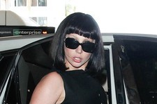 Airport Travel: Lady Gaga Style