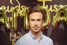 The New Ryan Gosling Wax Figure Will Haunt Your Nightmares