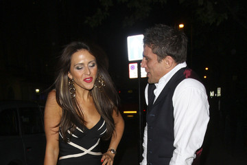 Alex Reid Stars at the FHM Sexiest Women Party in London