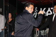 All Dimples for the Paparazzi - Star Pics: December 27, 2009