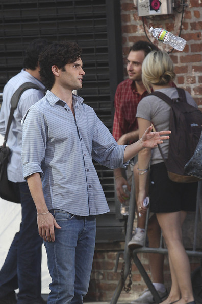 penn dating scene Penn badgley, elizabeth lail shaquille o'neal was spotted on the scene of car crash as a good is logic dating this mystery blonde after his split.