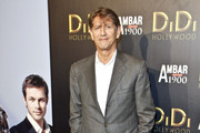 "Peter Coyote at the premiere of ""DiDi Hollywood"" at the Capital cinema in Madrid."
