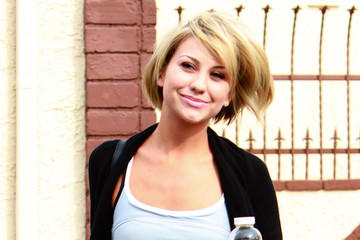 Chelsea Staub Chelsea Kane at DWTS Rehearsal
