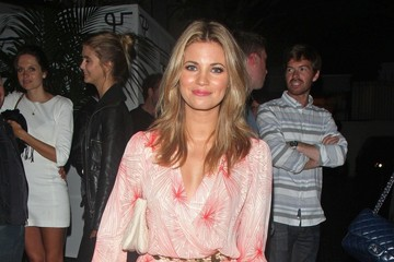 Amber Lancaster Amber Lancaster Leaves Chateau Marmont