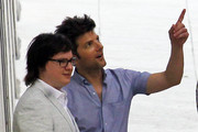 Adam Scott and Clark Duke Photos Photo