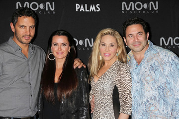 Kyle Richards Adrienne Maloof Reality Stars Party in Vegas